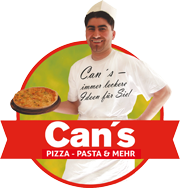 Pizza mal anders Curry-Ei bei Can's Pizza & Mehr in Neumünster Online bestellen - restablo.de