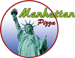 Manhattan Pizza-Service in Hamburg - Burger, Croque, Pasta, Pizza Online bestellen - restablo.de